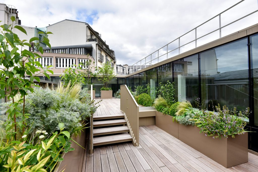 Immeuble Villars - Envert